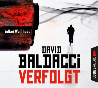 Verfolgt, 6 Audio-CDs, David Baldacci