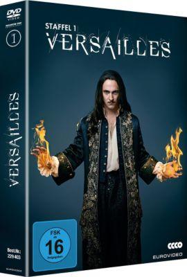Versailles - Staffel 1, George Blagden, Alexander Vlahos