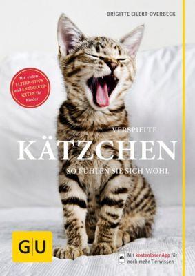 Verspielte Kätzchen, Brigitte Eilert-Overbeck