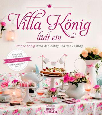 Villa König lädt ein, Yvonne König