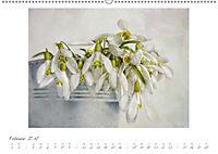 Vintage Flowers (Wandkalender 2018 DIN A2 quer) - Produktdetailbild 2
