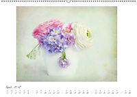 Vintage Flowers (Wandkalender 2018 DIN A2 quer) - Produktdetailbild 4