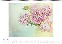 Vintage Flowers (Wandkalender 2018 DIN A2 quer) - Produktdetailbild 5
