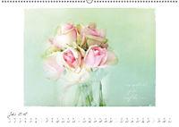 Vintage Flowers (Wandkalender 2018 DIN A2 quer) - Produktdetailbild 7
