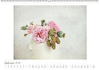 Vintage Flowers (Wandkalender 2018 DIN A2 quer) - Produktdetailbild 9