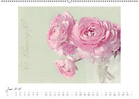 Vintage Flowers (Wandkalender 2018 DIN A2 quer) - Produktdetailbild 6
