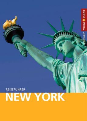 Vista Point weltweit Reiseführer New York, Barbara Schaefer