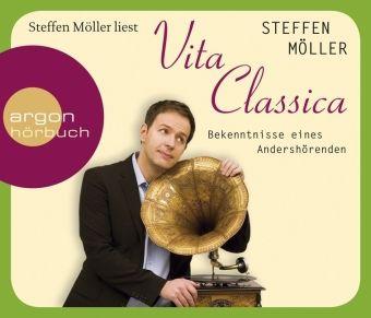 Vita Classica, 4 Audio-CDs, Steffen Möller