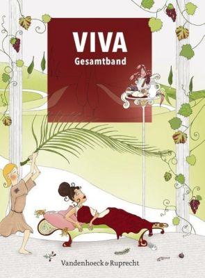 VIVA: Bd.1-3 Schülerbuch, Gesamtband, Verena Bartoszek, Verena Datené, Sabine Lösch, Inge Mosebach-Kaufmann, Gregor Nagengast, Christian Schöffel