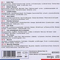 Vive La Chanson, 10 CDs - Produktdetailbild 1