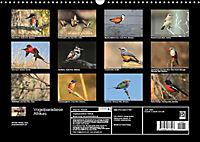 Vogelparadiese Afrikas - Sambesi, Okavango Delta, Chobe (Wandkalender 2018 DIN A3 quer) - Produktdetailbild 13