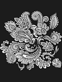 Vogelschwarm im Blütenmeer - Produktdetailbild 2