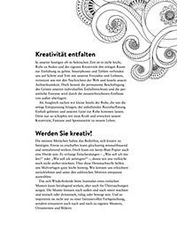 Vogelschwarm im Blütenmeer - Produktdetailbild 8