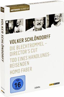 Volker Schlöndorff, 3 DVDs, Günter Grass, Max Frisch