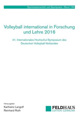 Volleyball international in Forschung und Lehre 2016