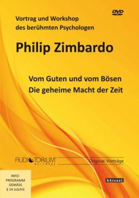 Vom Guten und vom Bösen / Die geheime Macht der Zeit, 2 DVDs, Philip Zimbardo
