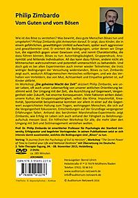 Vom Guten und vom Bösen / Die geheime Macht der Zeit, 2 DVDs - Produktdetailbild 1