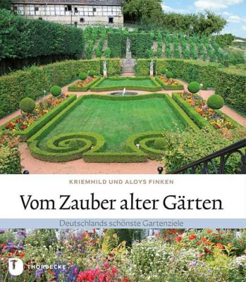 Vom Zauber alter Gärten, Kriemhild Finken, Aloys Finken