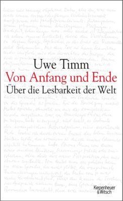 Von Anfang und Ende, Uwe Timm