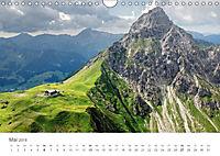 Von Bergen und Böcken (Wandkalender 2018 DIN A4 quer) - Produktdetailbild 5