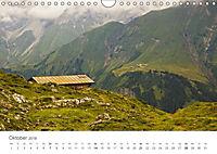 Von Bergen und Böcken (Wandkalender 2018 DIN A4 quer) - Produktdetailbild 10