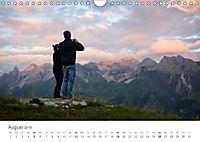 Von Bergen und Böcken (Wandkalender 2018 DIN A4 quer) - Produktdetailbild 8