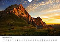 Von Bergen und Böcken (Wandkalender 2018 DIN A4 quer) - Produktdetailbild 12