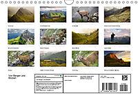 Von Bergen und Böcken (Wandkalender 2018 DIN A4 quer) - Produktdetailbild 13