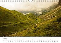 Von Bergen und Böcken (Wandkalender 2018 DIN A4 quer) - Produktdetailbild 7