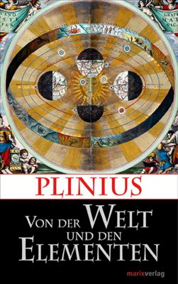 Von der Welt und den Elementen, Plinius der Ältere