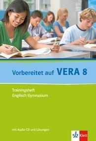 Vorbereitet auf VERA 8, m. Audio-CD