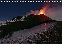 Vulkane - Magma, Lava, Eruptionen (Tischkalender 2018 DIN A5 quer) Dieser erfolgreiche Kalender wurde dieses Jahr mit gl - Produktdetailbild 2