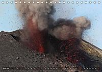 Vulkane - Magma, Lava, Eruptionen (Tischkalender 2018 DIN A5 quer) Dieser erfolgreiche Kalender wurde dieses Jahr mit gl - Produktdetailbild 6