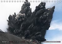 Vulkane - Magma, Lava, Eruptionen (Tischkalender 2018 DIN A5 quer) Dieser erfolgreiche Kalender wurde dieses Jahr mit gl - Produktdetailbild 9