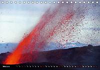 Vulkane - Magma, Lava, Eruptionen (Tischkalender 2018 DIN A5 quer) Dieser erfolgreiche Kalender wurde dieses Jahr mit gl - Produktdetailbild 3