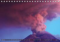 Vulkane - Magma, Lava, Eruptionen (Tischkalender 2018 DIN A5 quer) Dieser erfolgreiche Kalender wurde dieses Jahr mit gl - Produktdetailbild 7