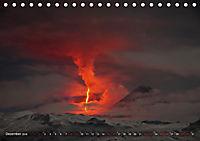 Vulkane - Magma, Lava, Eruptionen (Tischkalender 2018 DIN A5 quer) Dieser erfolgreiche Kalender wurde dieses Jahr mit gl - Produktdetailbild 12