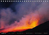Vulkane - Magma, Lava, Eruptionen (Tischkalender 2018 DIN A5 quer) Dieser erfolgreiche Kalender wurde dieses Jahr mit gl - Produktdetailbild 10