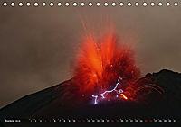 Vulkane - Magma, Lava, Eruptionen (Tischkalender 2018 DIN A5 quer) Dieser erfolgreiche Kalender wurde dieses Jahr mit gl - Produktdetailbild 8