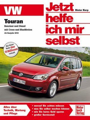 VW Touran, Dieter Korp