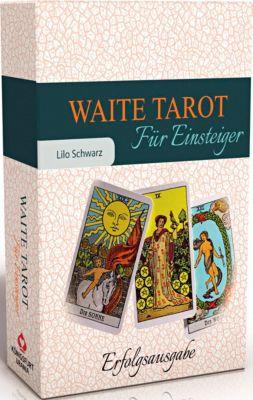 Waite Tarot für Einsteiger, m. Rider/Waite-Tarotkarten, Lilo Schwarz