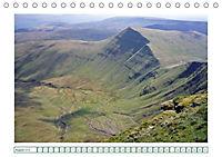 Wales - der unbekannte Westen der britischen Insel (Tischkalender 2018 DIN A5 quer) - Produktdetailbild 8