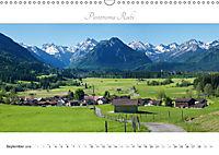 Wanderlust Oberstdorf 2018 (Wandkalender 2018 DIN A3 quer) - Produktdetailbild 9