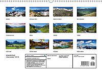 Wanderlust Oberstdorf 2018 (Wandkalender 2018 DIN A3 quer) - Produktdetailbild 13