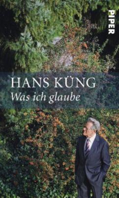 Was ich glaube, Hans Küng