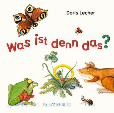 Was ist denn das?, Doris Lecher