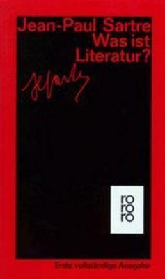 Was ist Literatur?, Jean-Paul Sartre