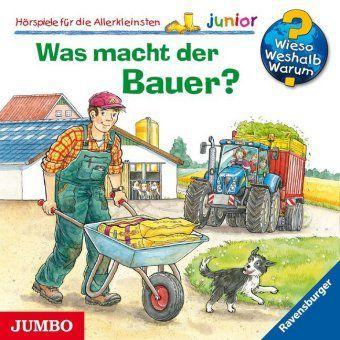 Was macht der Bauer?, Audio-CD, Patricia Mennen
