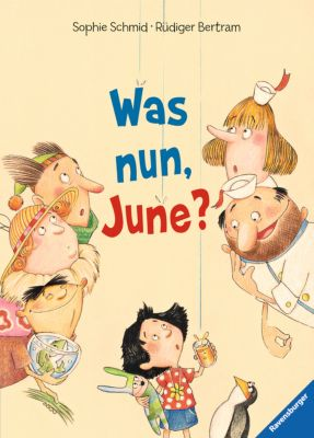 Was nun, June?, Rüdiger Bertram