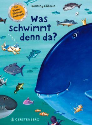 Was schwimmt denn da?, Henning Löhlein